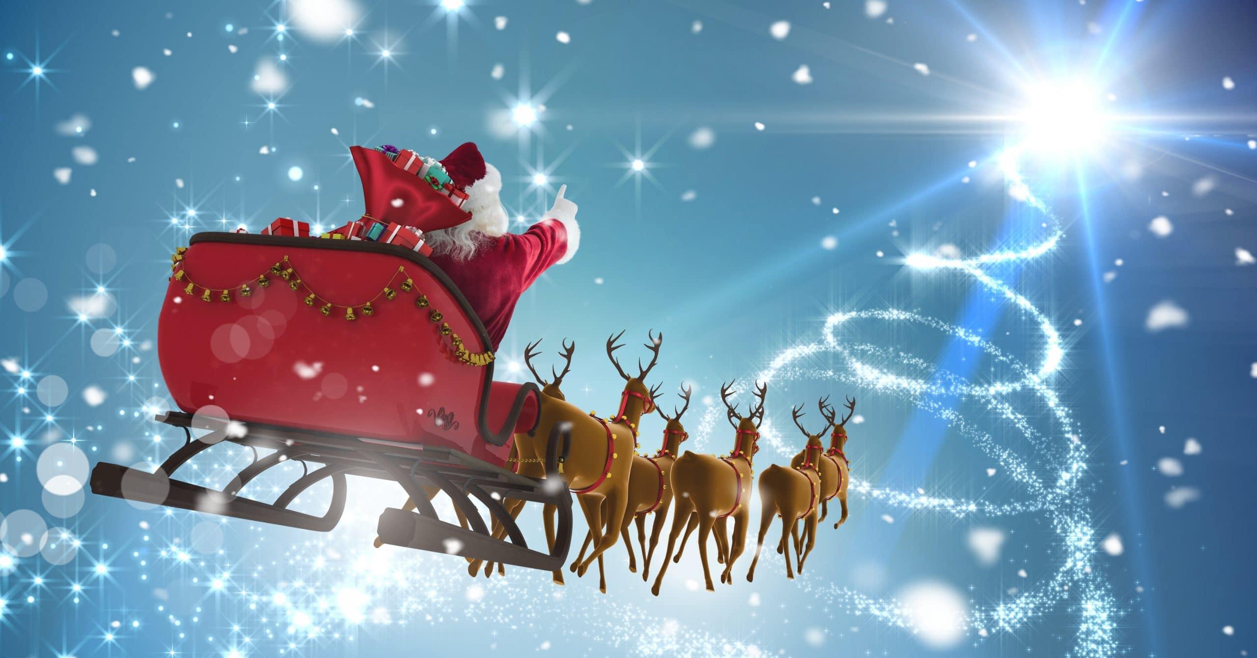 Regali Di Babbo Natale.I Regali Di Babbo Natale A Governo E Oppofinzione Electomagazine