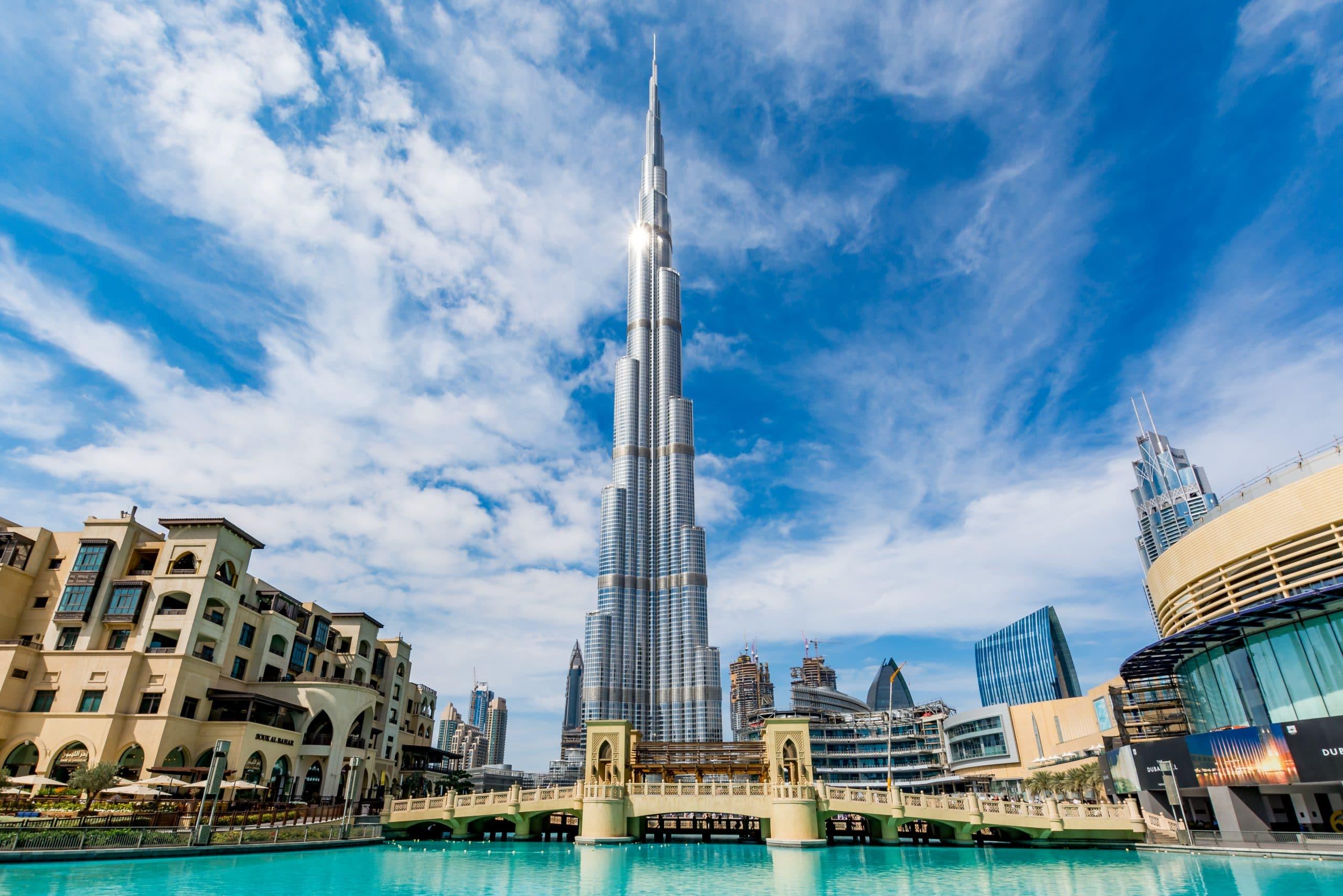 grattacielo più alto al mondo burj khalifa