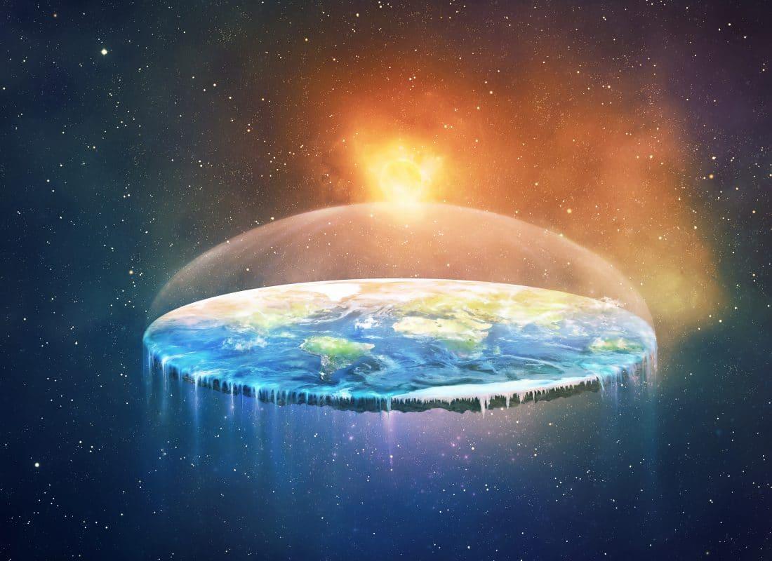 terra piatta teorie