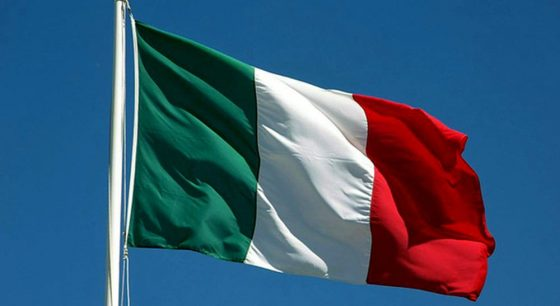 storia bandiera italiana
