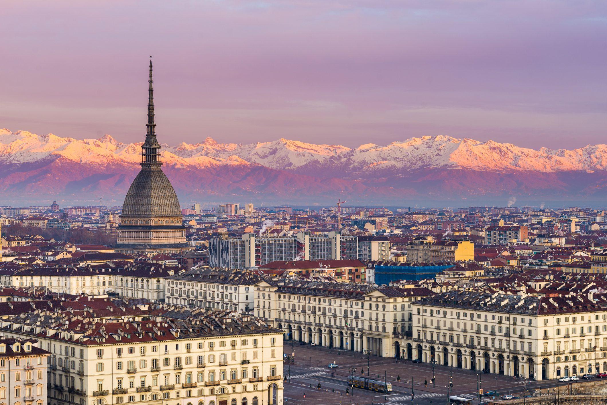 Torino triangolo magico