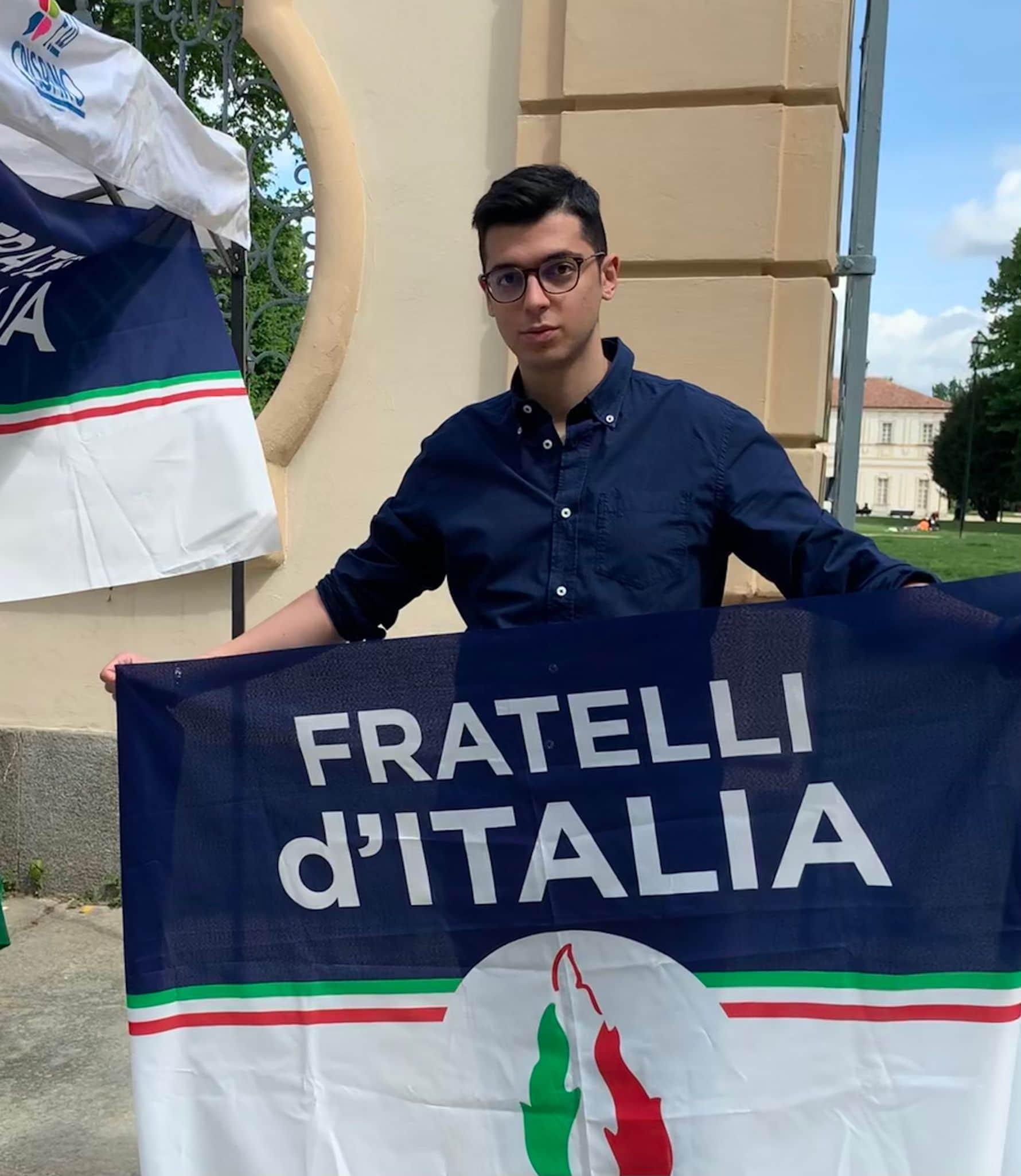 intervista marascio fratelli d'italia