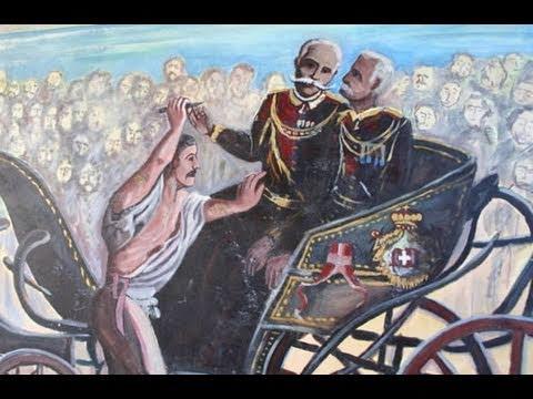 Giovanni Passannante uccidere Re Umberto I