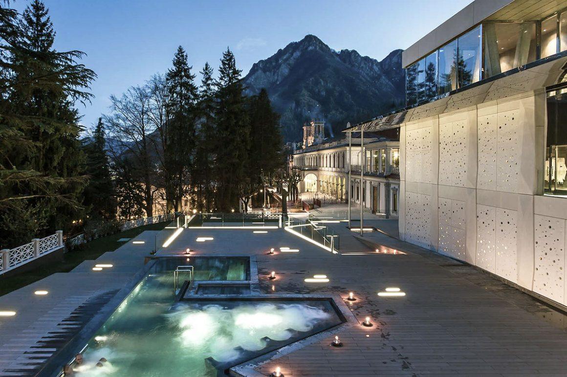 5 Hotel con Spa